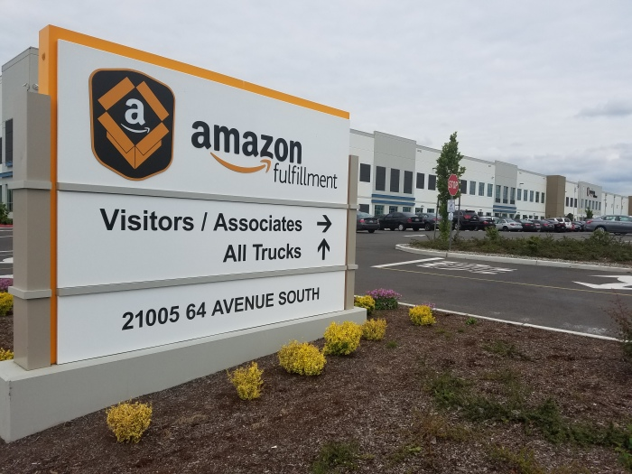 Amazon Distribution Center - Kent