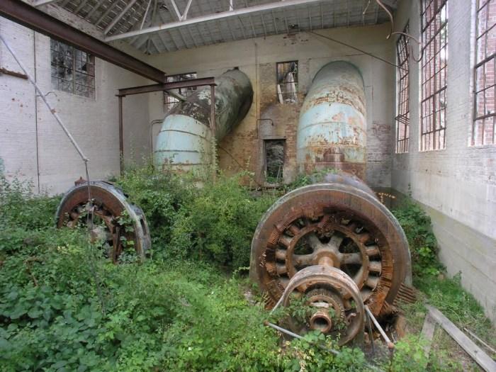 Enloe Dam Powerhouse